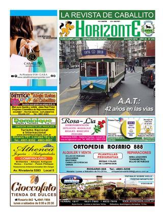 HORIZONTE DE CABALLITO