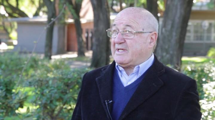 Rubén Camillozzi creó una línea de tiempo de la historia de Parque Patricios.