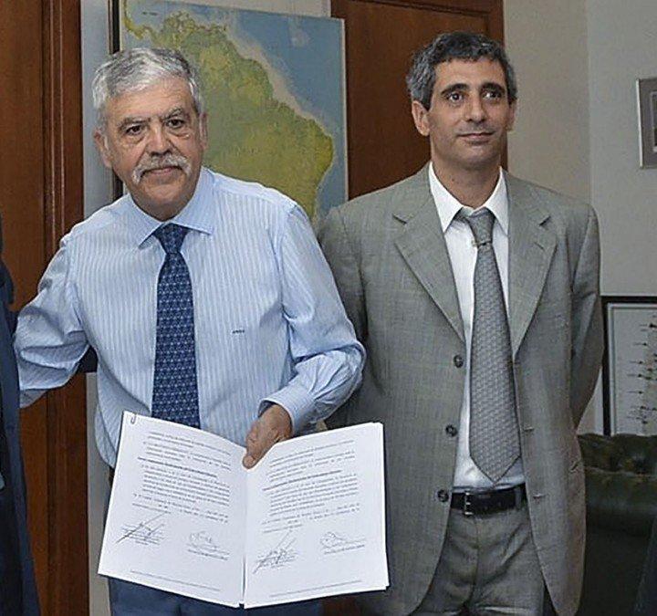 Julio De Vido y Roberto Baratta están presos y se convirtieron en íconos de la corrupcón K.