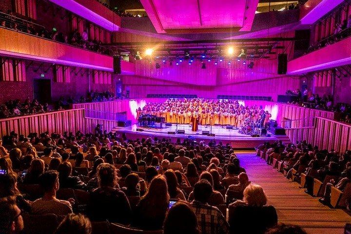 Argentina Gospel Choir, este sábado, en La Usina del Arte,