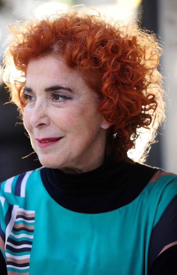 Mirta Busnelli protagoniza La savia, obra de teatro de Ignacio Sánchez Mestre, en Dumont 4040.