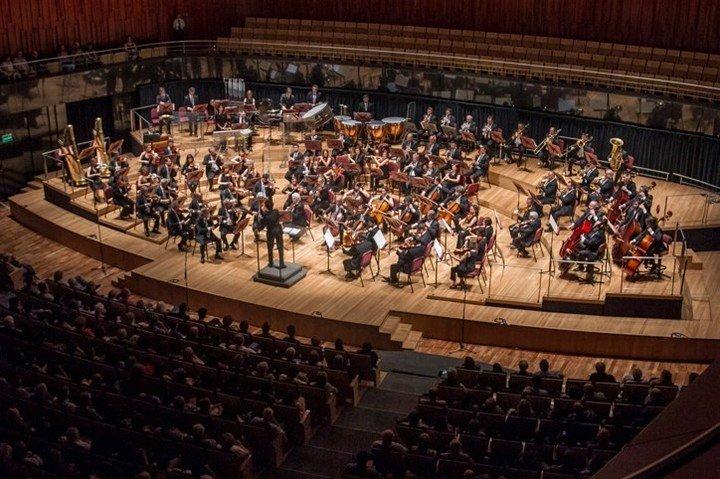 Una nueva presentación de la Orquesta Sinfónica Nacional en el CCK.